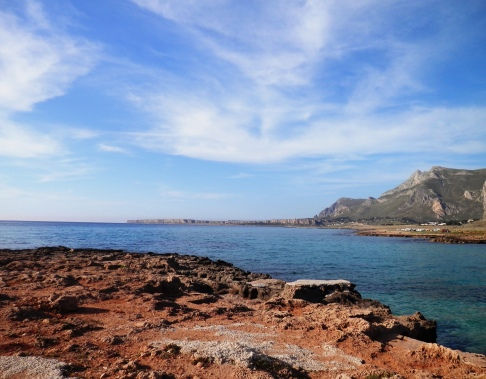 Rocky enclaves perfect for snorkelling