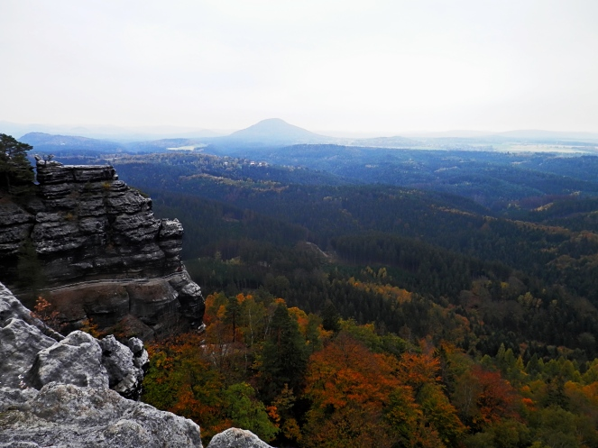 Mountain views at Pravcicka Brana