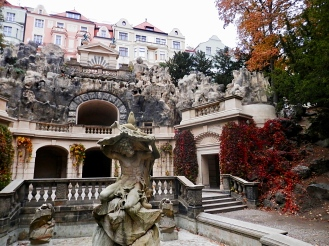 The Grotto, Prague